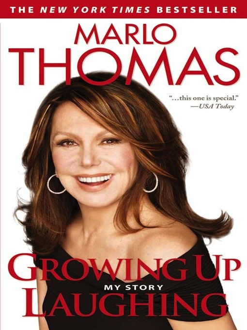 Title details for Growing Up Laughing by Marlo Thomas - Available